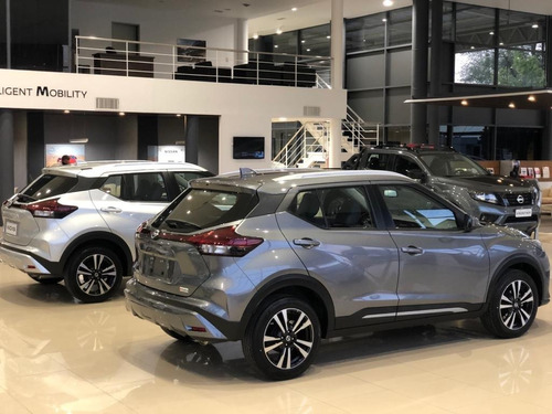 Nissan Kicks 1.6 Sense Mt 2021 Linea Nueva #05
