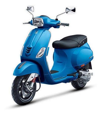 Vespa Sxl 150 Azul Ultimas Unidades