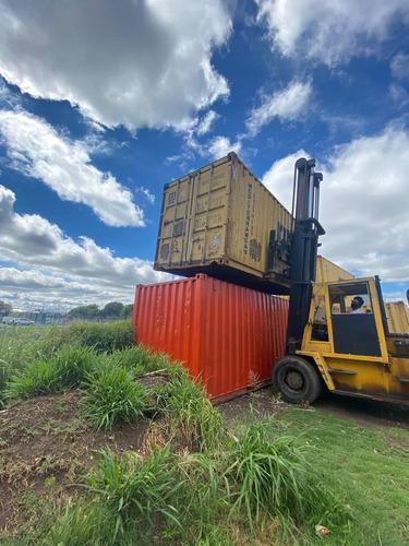Contene Containers Maritimo  Nacionalizados 20 Pies San Migu