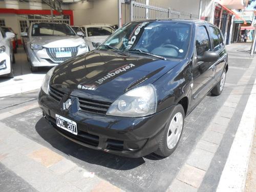 Renault Clio 1.2 Pack 5 Puertas Año 2009