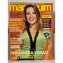 Revista Manequim Edição 525
