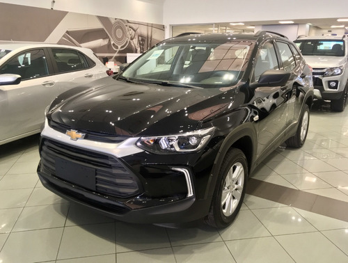 Nueva Suv Chevrolet Tracker 1.2 Nafta Turbo Manual 2021 Ep