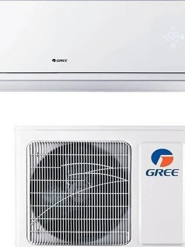 Ar Condicionado Gree Eco Garden Split Inverter Frio 18000 Bt
