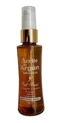 Aceite De Argán Y Abyssinian Bellfranz - mL a $200