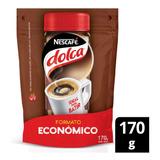 Nescafe Dolca Torrados Cafe Instantaneo 170g Doypack X1 Paq