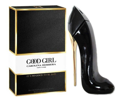 Perfume Ch Carolina Herrera Good Girl Ti - L a $625