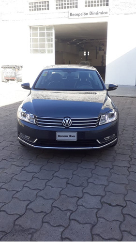 Vw Passat 2.0 Tfsi Luxury Manual Romera Hnos