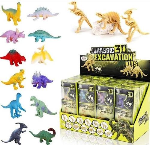 Diy Dinosaurio Set Excavación Regalo Niños Escolar