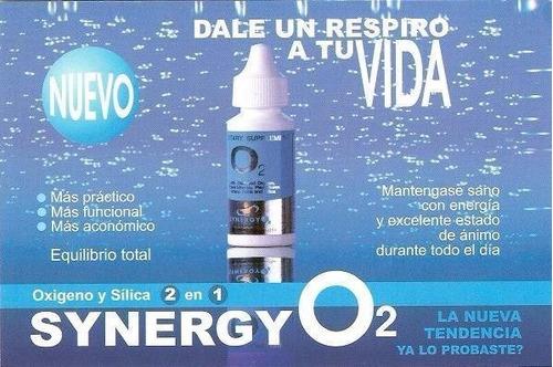 Oxigeno Liquido Mas Energia, Mejor Salud