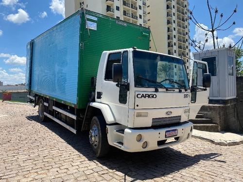 Ford Cargo 1317 Toco/bau- 200.000km