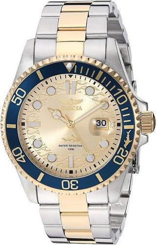 Relógio Invicta Pro Diver 100m Masculino Quartzo 30022