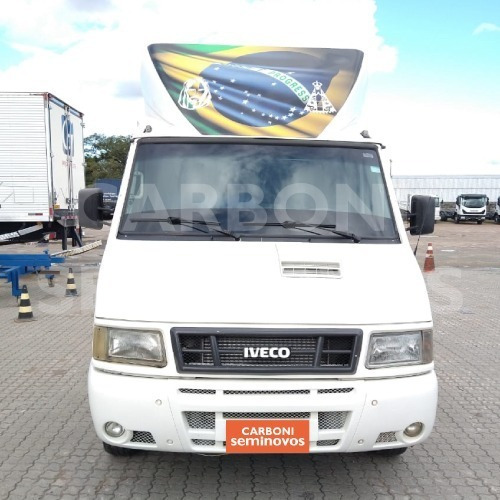 Iveco Daily 50.13, Ano 2007/2007