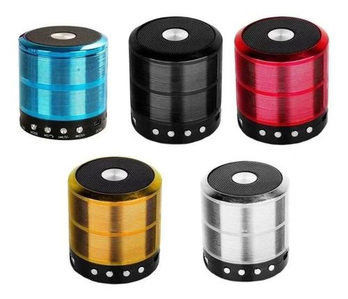 Caixa De Som Portátil Speaker -887 C/ 20 Unidades
