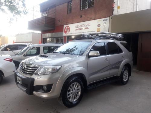Toyota Hilux Sw4 2013 - 3.0 Tdi Srv At Cuero (171cv)