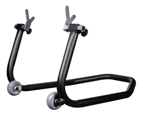 Cavalete Traseiro Evolution Universal Moto Com Ou Sem Slider