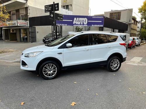 Ford Kuga Titanium 1.6t Sel 4x4 At 2014 Autobaires