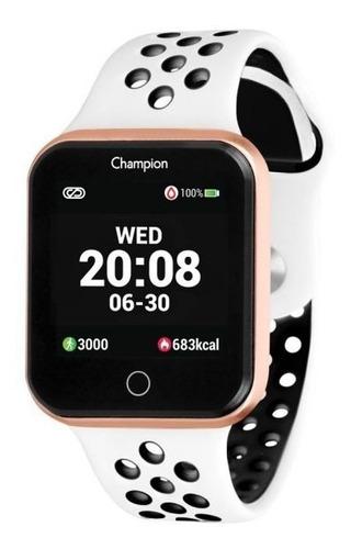 Relógio Smartwatch Champion Bluetooth 4.0 Ch50006w