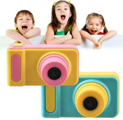 Câmera Digital Infantil  - Tela De 2,0  - 1080p