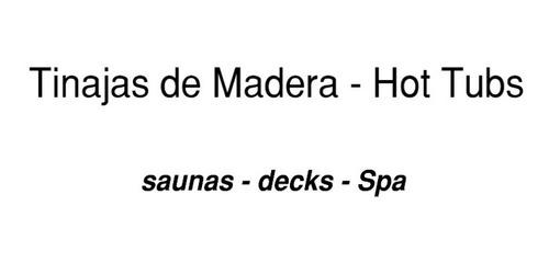 Tinajas De Madera Patagonia Hot Tubs