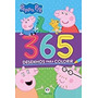 Livro Peppa Pig 365 Desenhos Para Paloma Blanca Alve
