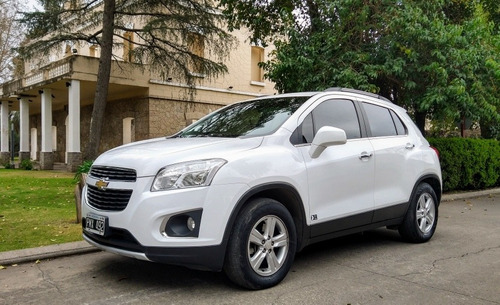 Chevrolet Tracker 1.8 Ltz Con Gnc (5a.) 2016 50.000 Km