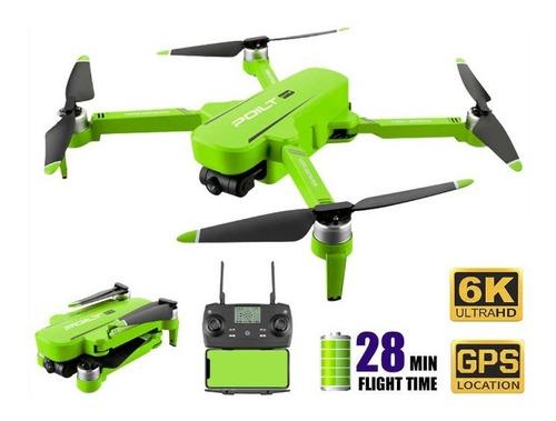 Drone Jjrc X17 6k Gps 5g Gimbal 2eixos 25min +case Vs Sg906