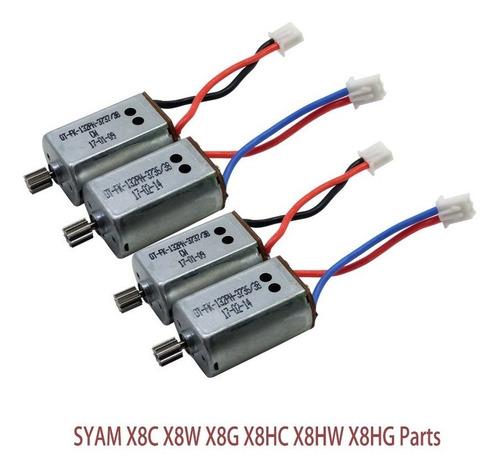 Motor Drone Syma X8c-x8w-x8g-x8hc-x8hw-x8hg X Par , Drone