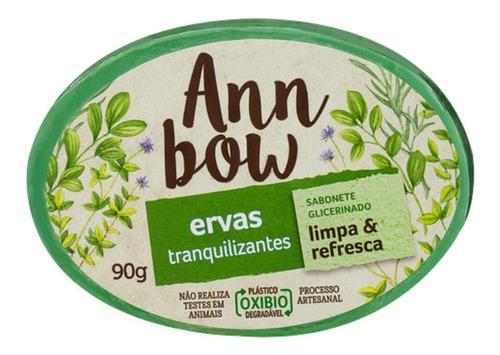 Sabonete Em Barra Glicerinado - Ann Bow - Kit 4 Unidades
