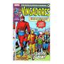 Coleção Clássica Marvel Vol.04 Vingadores Vol.01