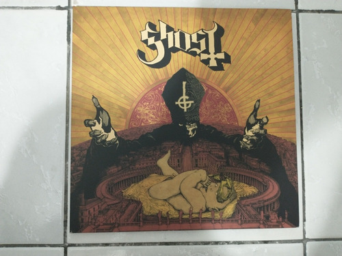Lp Ghost - Infestissumam