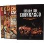 Livro Box Bíblia Do Churrasco Editora Escala