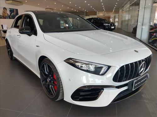 Mercedes-benz A 45 Amg Mercedes-benz A45 S Amg 4matic Speeds