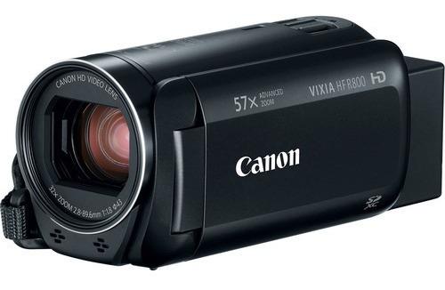 Filmadora Handycam Canon Hf R800 Live Culto Youtuber Nfe