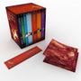 Livro Box Harry Potter Edição Premium Pôster E Marcador