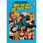 Mangá My Hero Academia Boku No Hero Vol 12