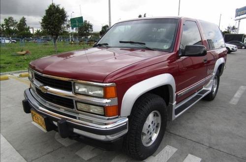Chevrolet Grand Blazer 1995 5.7