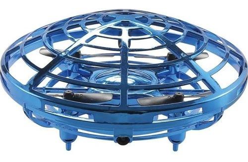Mini Drone Disco Voador Ufo Infantil Sensor 360 Indução Top