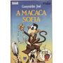 Livro Macaca Sofia, A (capa Azul) Jose, Ganymedes