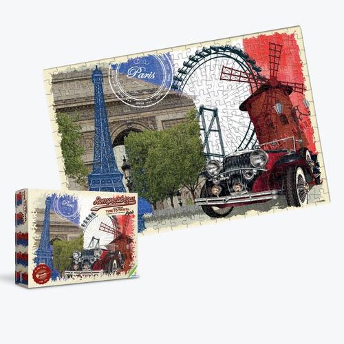 Rompecabezas 1000 Piezas Paris