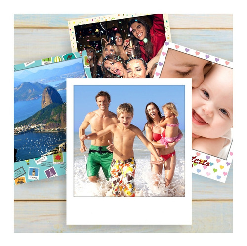 Promo 30 Fotos Polaroid  Instax Impresión Revelado Digital
