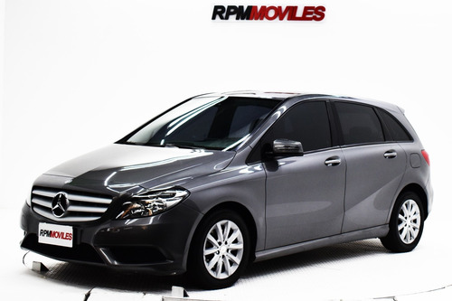 Mercedes Benz B200 City Mt 2013 Rpm Moviles