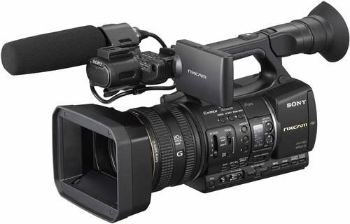 Sony Handycam Hxr Nx5r Com Nfe Garantia Brasil