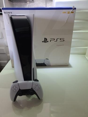 Sony Playstation  5 825 Gb Com Leitor
