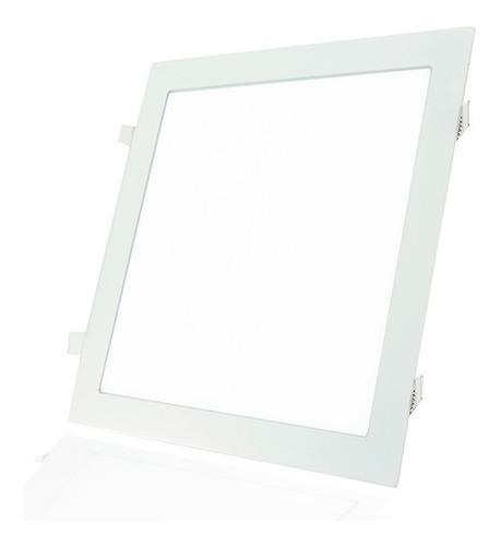 7x Painel Plafon Smart Embutir Led 25w Garantia 1 Ano Original