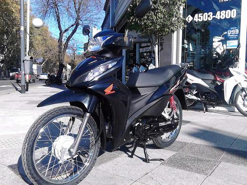 Honda New Wave 110 Rayos 100% Finan Ahora 12/18 Centro Motos
