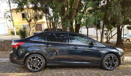 Ford Focus Tintanium Plus