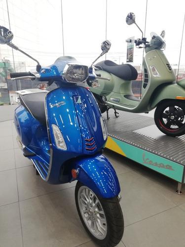 Vespa Sprint 150cc (nueva) - Financiamiento