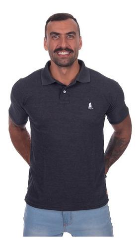 Camisa Gola Polo Masculina Camiseta Original Piquet Algodão