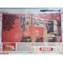 Propagand Antiga Anúncio Máquin Costura Pfaff Br 463 1986