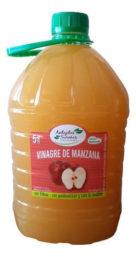 Vinagre De Manzana Organico 5 Litros